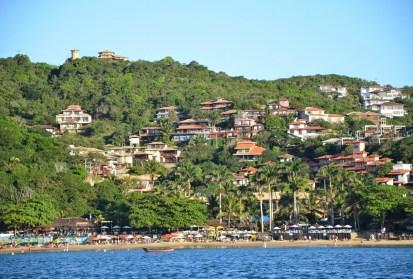 Praia João Fernandes in Búzios, Brazil