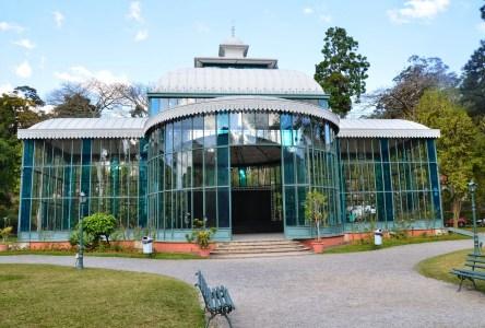 Palácio de Cristal in Petrópolis, Brazil
