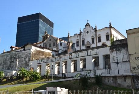 Convento de Santo Antônio in Rio de Janeiro, Brazil