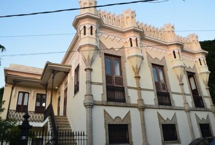 Mansion in Santa Teresa, Rio de Janeiro, Brazil