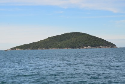 Ilha dos Porcos near Arraial do Cabo, Brazil