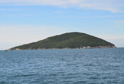 Ilha dos Porcos near Arraial do Cabo, Brazil