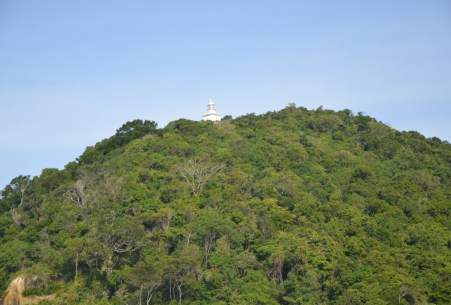Farol on Ilha Grande, Brazil