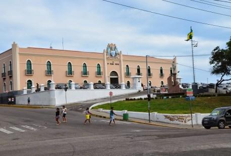 Forte Nossa Senhora de Assunção in Fortaleza, Brazil