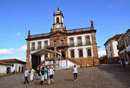Museu da Inconfidência in Ouro Preto, Brazil