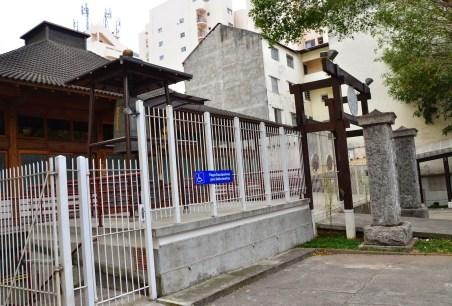 Templo Busshinji in São Paulo, Brazil