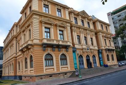 Minas Gerais Vale (formerly Secretária da Fazenda) in Belo Horizonte, Brazil