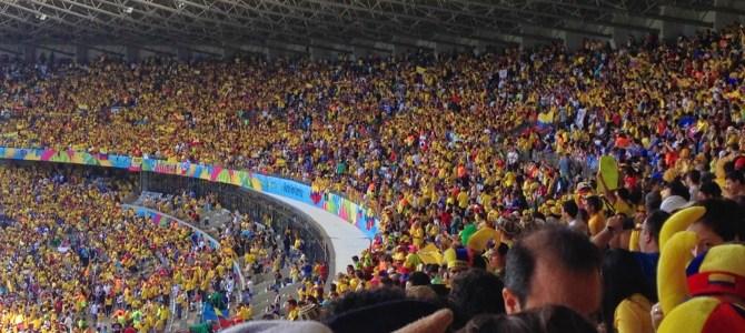 World Cup 2014: Day 5 (USA vs Ghana)