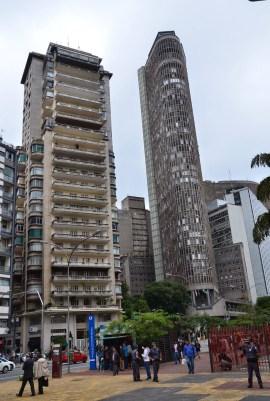 Edifício Itália in São Paulo, Brazil