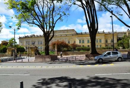 Palacio de Nariño in La Candelaria, Bogotá, Colombia