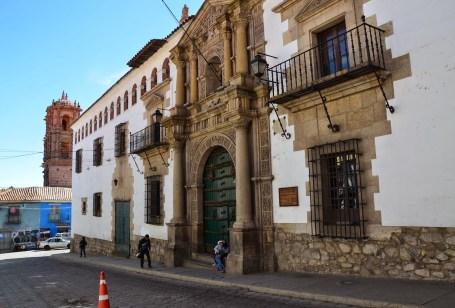 Casa de la Moneda in Potosí, Bolivia