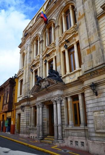 Museo Histórico de la Policía Nacional in La Candelaria, Bogotá, Colombia