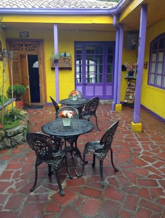 Hotel Casa Galeria in La Candelaria, Bogotá, Colombia