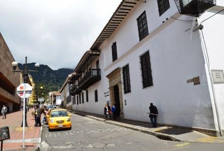 Casa de Moneda in La Candelaria, Bogotá, Colombia