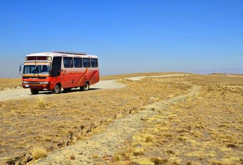 The Death Bus in Bolivia