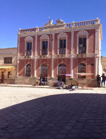 Salinas de Garci Mendoza, Bolivia