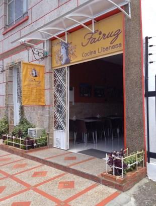 Fairuz in Bogotá, Colombia