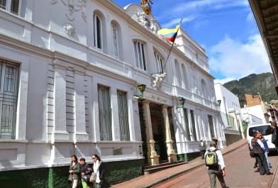 Museo Militar in La Candelaria, Bogotá, Colombia