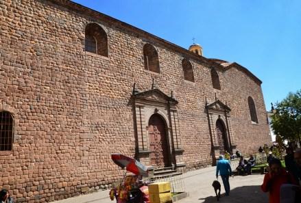 Convento Santa Catalina de Sena in Cusco, Peru