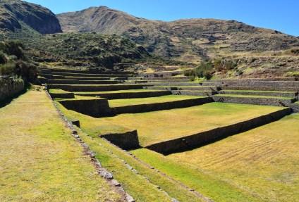 Tipón, Peru