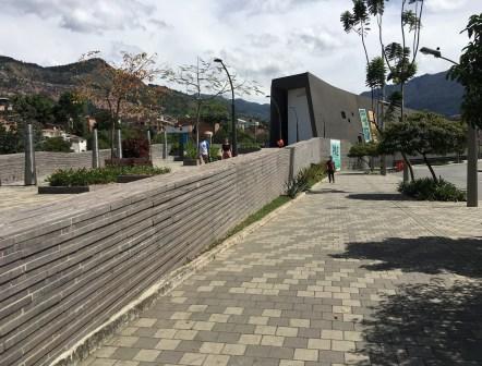 Museo Casa de la Memoria in Medellín, Antioquia, Colombia