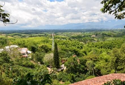Parque Nacional del Café in Quindío, Colombia