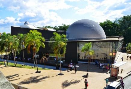 Planetario de Medellín in Medellín, Antioquia, Colombia