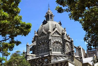 Palacio de la Cultura Rafael Uribe Uribe in Medellín, Antioquia, Colombia