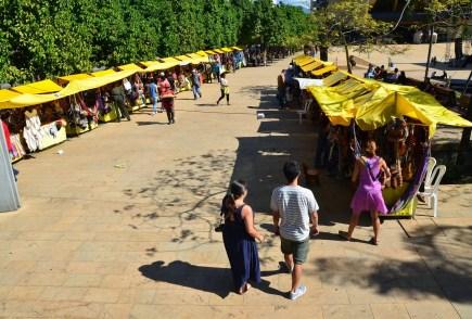 Parque de Los Deseos in Medellín, Antioquia, Colombia