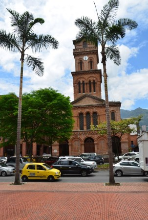 Iglesia de San José in Medellín, Antioquia, Colombia