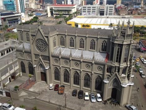 Nuestra Señora del Carmen in Pereira, Risaralda, Colombia