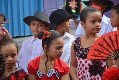 Feria de Manizales at the parade in Belén de Umbría, Risaralda, Colombia