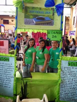 Science Fair in Belén de Umbría, Risaralda, Colombia