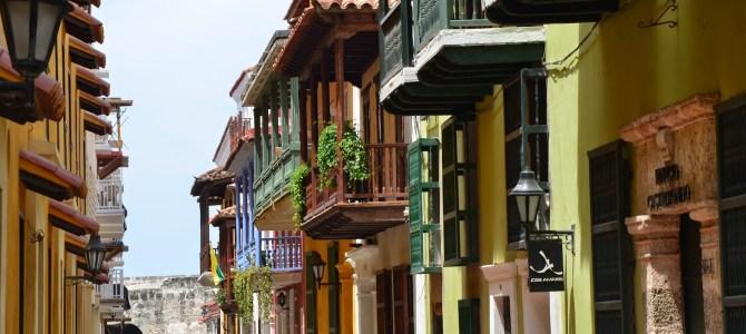 Cartagena: San Diego