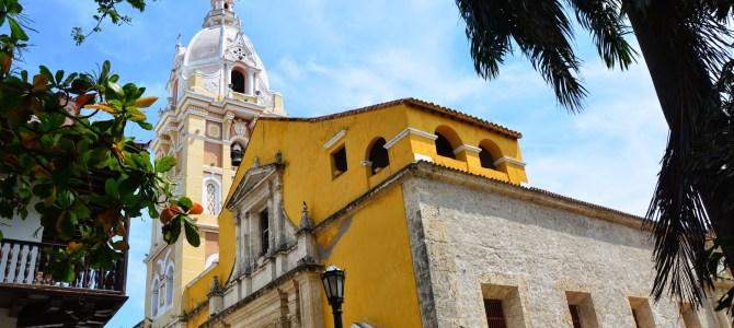 Cartagena: Parque de Bolívar