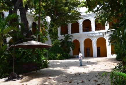Former Convento de Santo Domingo in El Centro, Cartagena, Bolívar, Colombia