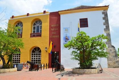 Museo Naval del Caribe in El Centro, Cartagena, Bolívar, Colombia
