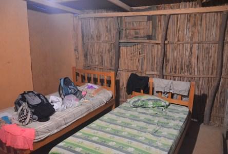 Hospedaje Alexandra at Punta Gallinas, La Guajira, Colombia