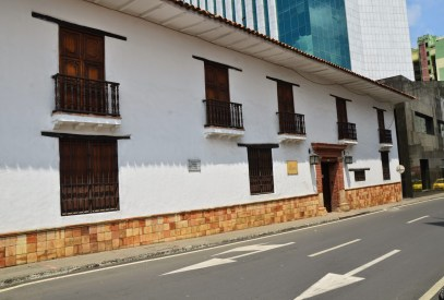 Palacio Arzobispal in Cali, Colombia
