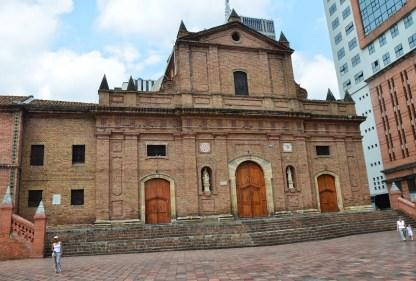 Iglesia de San Francisco in Cali, Colombia
