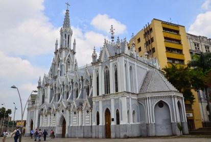 Iglesia de la Ermita in Cali, Colombia