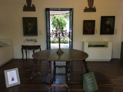 Museo Juan del Corral in Santa Fe de Antioquia, Colombia