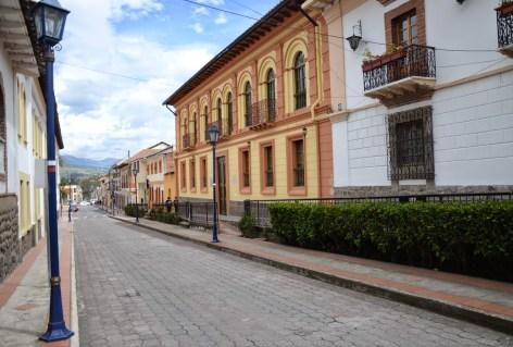 Museo de las Culturas in Cotacachi, Ecuador