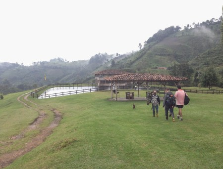 Truchera San Rafael, Risaralda, Colombia