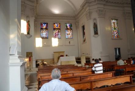 Catedral Nuestra Señora del Carmen in Cartago, Valle del Cauca, Colombia