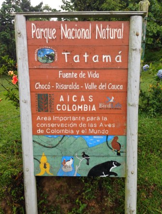 Parque Nacional Natural Tatamá in Colombia