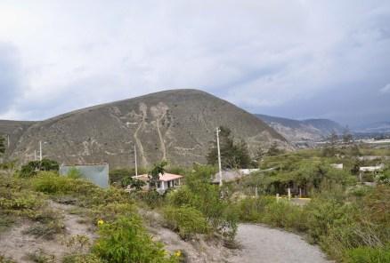 Catequilla at Mitad del Mundo in Ecuador