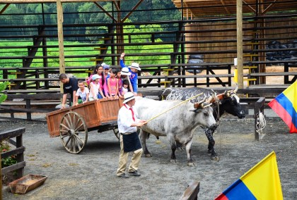 En el Campo Está el Futuro at Panaca in Colombia