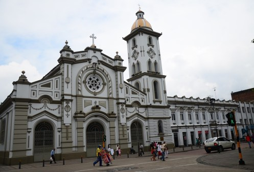 Catedral in Ibagué, Tolima, Colombia
