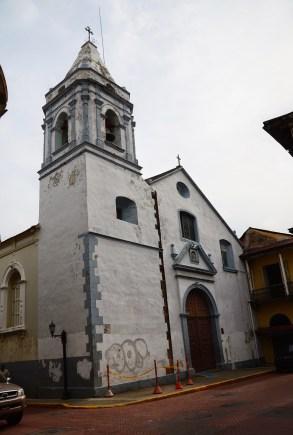 Iglesia de San José in Casco Viejo, Panama City